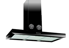 Cooker Hood with Built-in Audio System